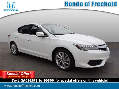 Pre-Owned 2016 Acura ILX 4dr Sdn Front Wheel Drive 4dr Car