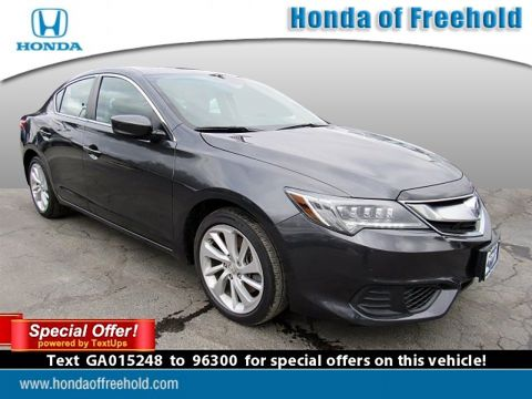 Pre-Owned 2016 Acura ILX 4dr Sdn w/Premium Pkg Front Wheel Drive 4dr Car