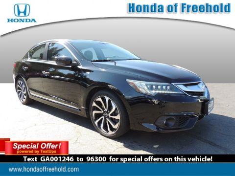 Pre-Owned 2016 Acura ILX w/Premium/A-SPEC Pkg 4dr Sdn FWD 4dr Car