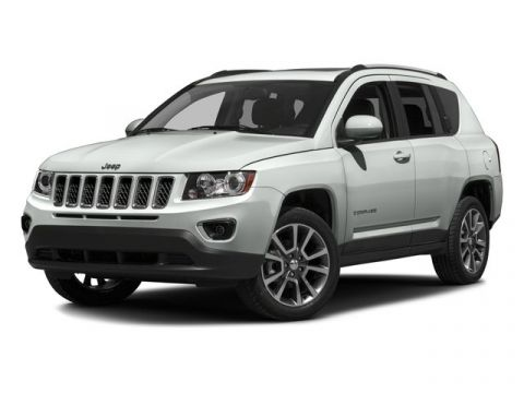 Pre-Owned 2016 Jeep Compass FWD 4dr Sport FWD Sport Utility