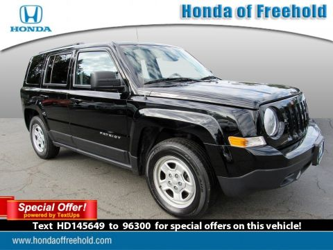 Pre-Owned 2017 Jeep Patriot Sport FWD FWD Sport Utility