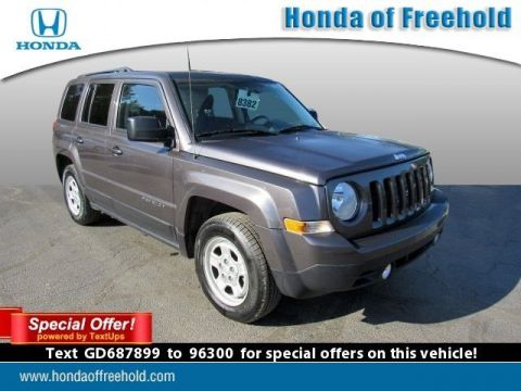 Pre-Owned 2016 Jeep Patriot FWD 4dr Sport FWD Sport Utility