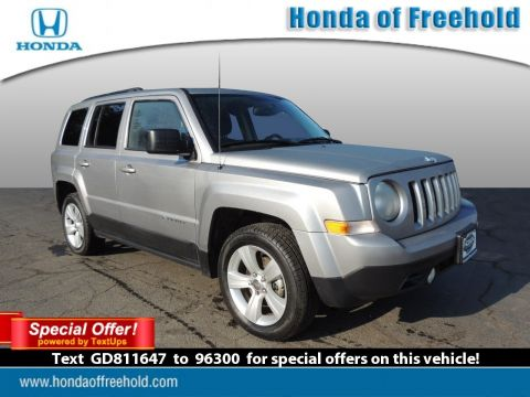 Pre-Owned 2016 Jeep Patriot FWD 4dr Latitude Front Wheel Drive Sport Utility