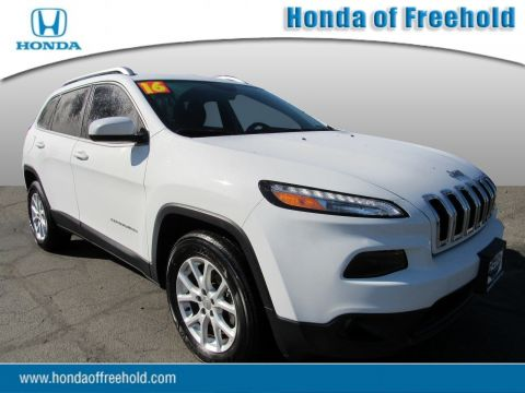 Pre-Owned 2016 Jeep Cherokee 4WD 4dr Latitude 4WD