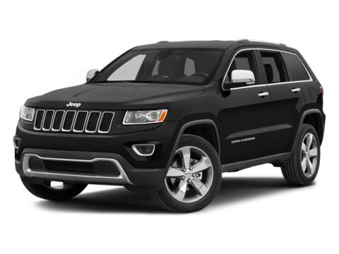 Pre-Owned 2014 Jeep Grand Cherokee 4WD 4dr Limited 4WD