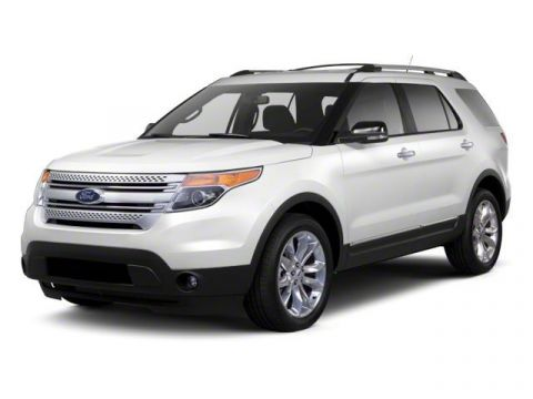 Pre-Owned 2012 Ford Explorer FWD 4dr XLT FWD Sport Utility