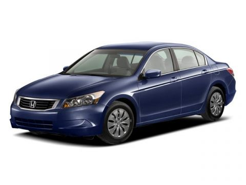 Pre-Owned 2009 Honda Accord Sdn LX FWD 4dr Car
