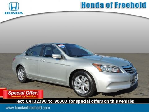 Pre-Owned 2012 Honda Accord Sdn 4dr I4 Auto LX Premium FWD 4dr Car