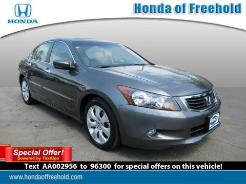 Pre-Owned 2010 Honda Accord Sdn 4dr V6 Auto EX-L Front Wheel Drive 4dr Car