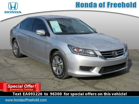 Certified Pre-Owned 2014 Honda Accord Sedan LX FWD 4dr Car
