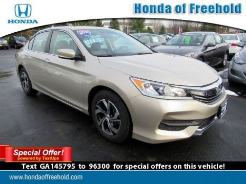 Pre-Owned 2016 Honda Accord Sedan 4dr I4 CVT LX FWD 4dr Car