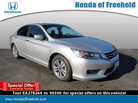 Certified Pre-Owned 2014 Honda Accord Sedan 4dr I4 CVT LX FWD 4dr Car