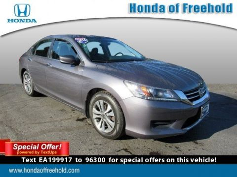 Pre-Owned 2014 Honda Accord Sedan 4dr I4 CVT LX FWD 4dr Car