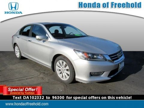 Certified Pre-Owned 2013 Honda Accord Sdn 4dr I4 CVT EX FWD 4dr Car