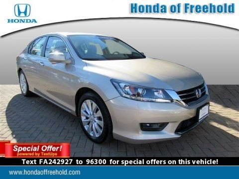 Certified Pre-Owned 2015 Honda Accord Sedan EX FWD 4dr Car