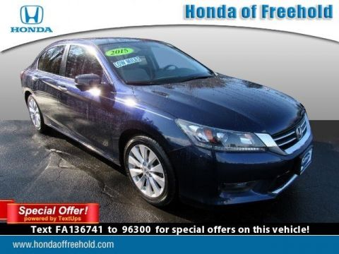 Pre-Owned 2015 Honda Accord Sedan 4dr I4 CVT EX FWD 4dr Car