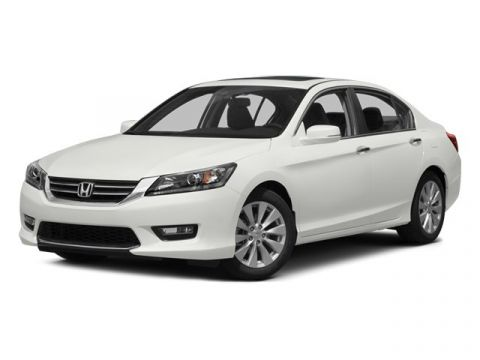 Certified Pre-Owned 2014 Honda Accord Sedan EX-L FWD 4dr Car