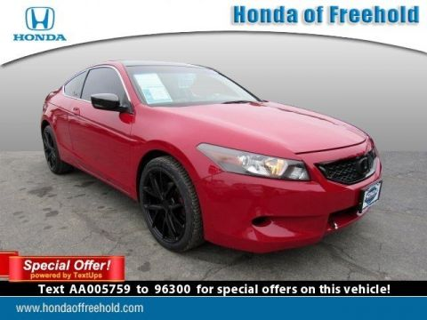 Pre-Owned 2010 Honda Accord Cpe EX FWD 2dr Car