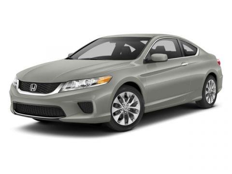 Certified Pre-Owned 2014 Honda Accord Coupe LX-S FWD 2dr Car