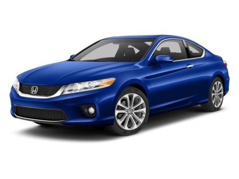Pre-Owned 2014 Honda Accord Coupe EX-L FWD 2dr Car