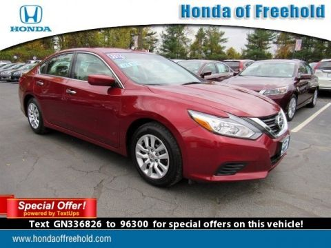 Pre-Owned 2016 Nissan Altima 4dr Sdn I4 2.5 FWD 4dr Car