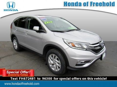 Certified Pre-Owned 2015 Honda CR-V AWD 5dr EX