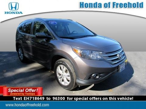 Certified Pre-Owned 2014 Honda CR-V AWD 5dr EX-L