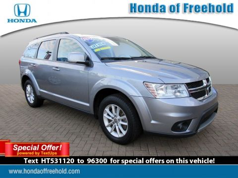 Pre-Owned 2017 Dodge Journey SXT FWD FWD Sport Utility