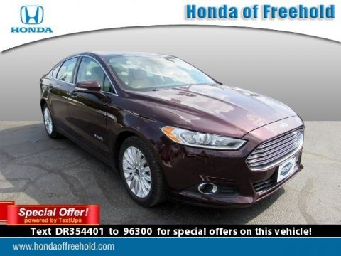 Pre-Owned 2013 Ford Fusion 4dr Sdn SE Hybrid FWD FWD 4dr Car
