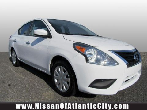 Pre-Owned 2016 Nissan Versa 4dr Sdn CVT 1.6 SV Front Wheel Drive 4dr Car