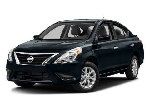 Pre-Owned 2016 Nissan Versa 4dr Sdn CVT 1.6 SV FWD 4dr Car