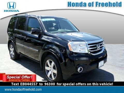 Certified Pre-Owned 2014 Honda Pilot Touring With Navigation & 4WD