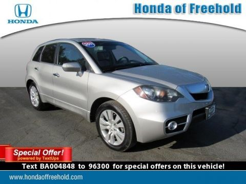 Pre-Owned 2011 Acura RDX AWD 4dr