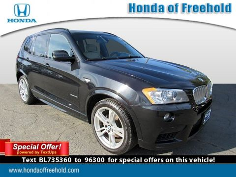 Pre-Owned 2011 BMW X3 AWD 4dr 35i