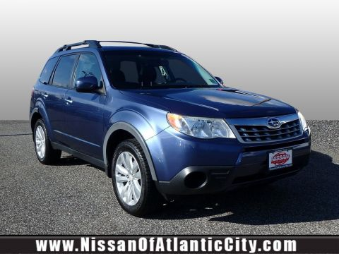 Pre-Owned 2011 Subaru Forester 4dr Auto 2.5X Premium w/All-Weather Pkg