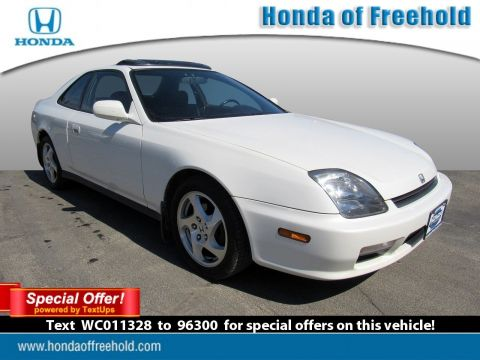 Pre-Owned 1998 Honda Prelude 2dr Cpe Auto FWD 2dr Car