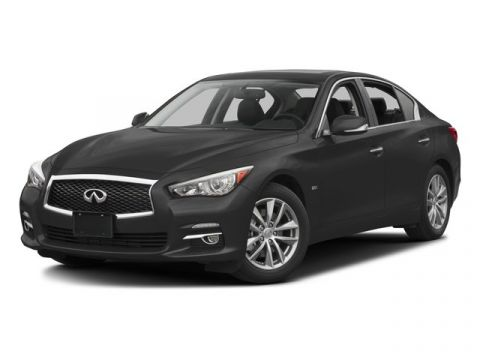 Pre-Owned 2016 INFINITI Q50 4dr Sdn 2.0t Base RWD Rear Wheel Drive 4dr Car