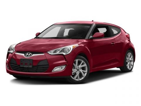 Pre-Owned 2016 Hyundai Veloster 3dr Cpe Auto FWD 3dr Car