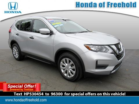 Pre-Owned 2017 Nissan Rogue FWD S FWD Sport Utility