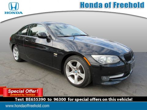 Pre-Owned 2011 BMW 3 Series 2dr Cpe 328i xDrive AWD SULEV