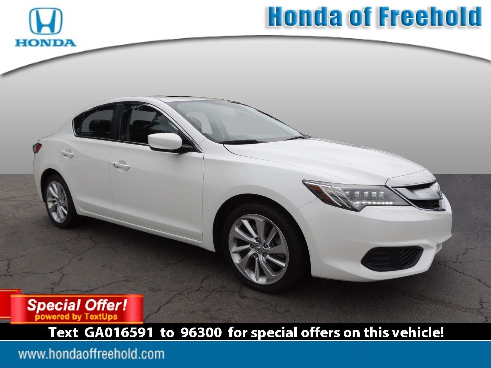 Pre-Owned 2016 Acura ILX