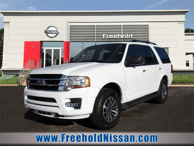 Pre Owned 2017 Ford Expedition Xlt 4d Sport Utility In Freehold