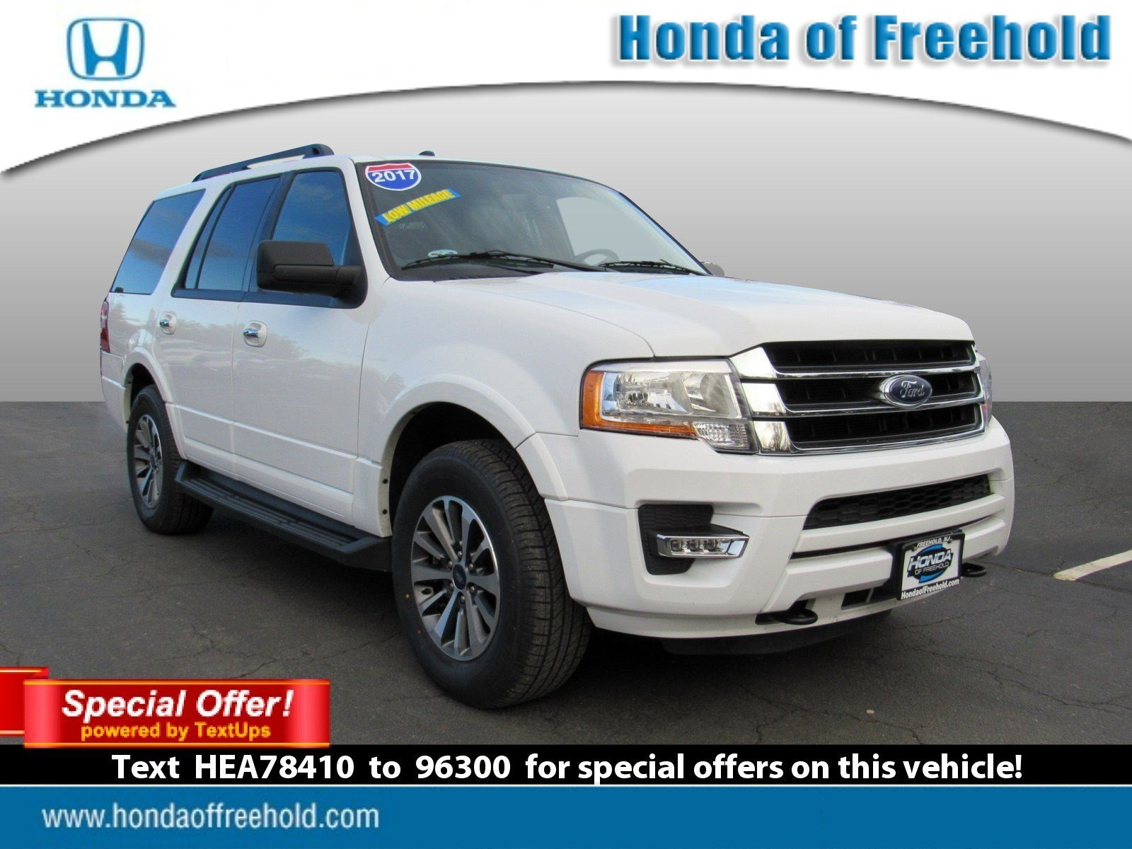 Pre Owned 2017 Ford Expedition Xlt Sport Utility In Freehold P7304