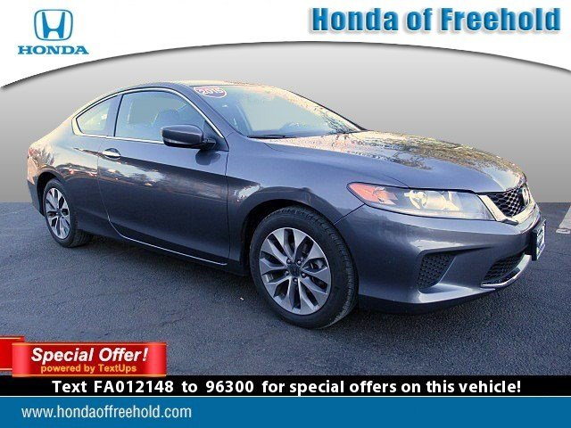 PreOwned Honda Accord Coupe LXS Dr Car In Freehold T - Accord vehicle
