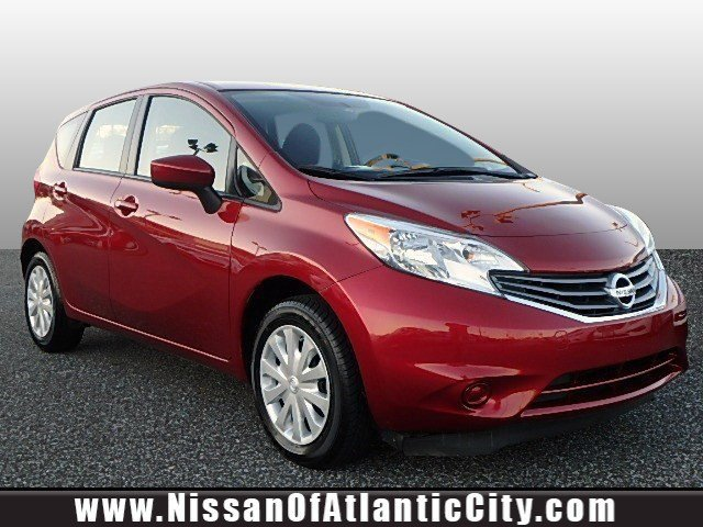 Pre Owned 2016 Nissan Versa Note SV Hatchback in Freehold P4886