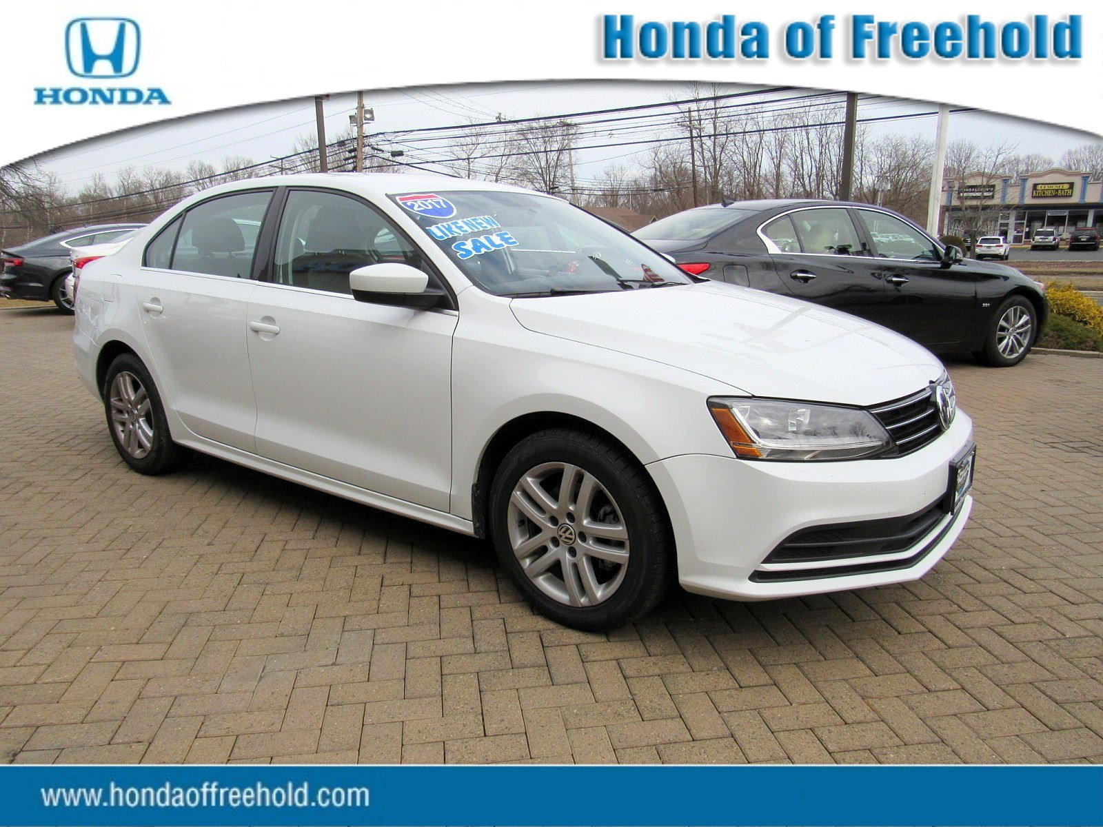 pre-owned 2017 volkswagen jetta 1.4t s 4dr car in freehold #p7484